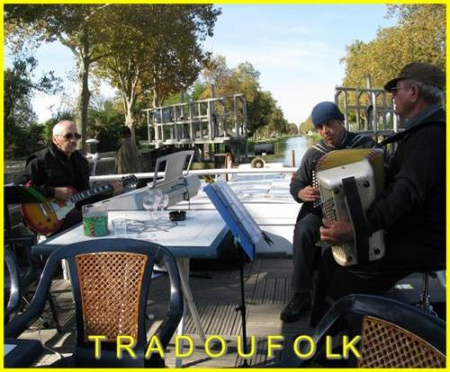 2009 Prestation sur le Canal du MIDI