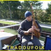Michel PENCHE 2009-Prestation sur le CANAL du MIDI