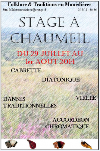 2014 0729 stage chaumeil