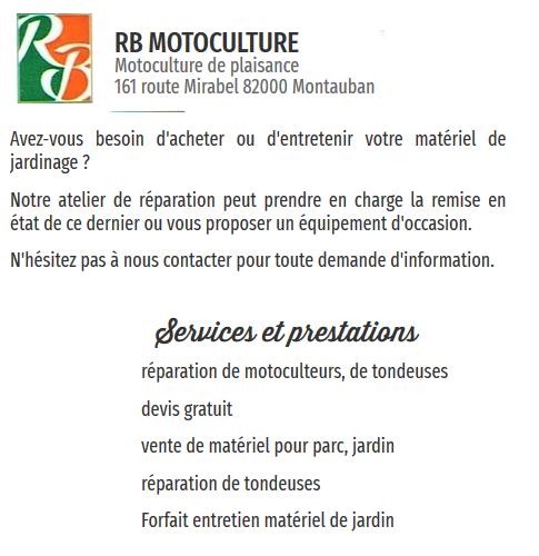 Logo rb motoculture