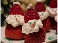 Noel desserts bonhome noel